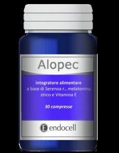 ALOPEC PLUS 30 COMPRESSE