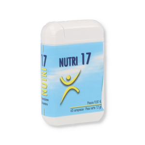 NUTRI 17 INTEGRATORE 60 COMPRESSE