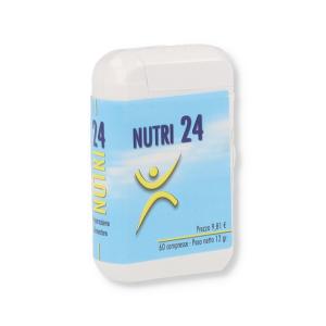 NUTRI 24 INTEGRATORE 60 COMPRESSE