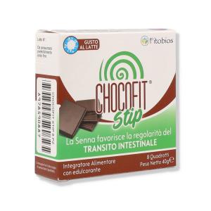 CHOCOFIT STIP 8 CIOCCOLATINI X 5GR