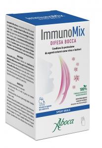 ABOCA IMMUNOMIX DIFESA BOCCA - SPRAY ORALE PER ADULTI E BAMBINI