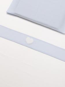 Lettino Ovale Completo di tessili linea Ariel by Erbesi