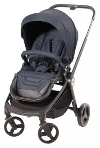 Trio Monza Baby's Clan Blu elegance