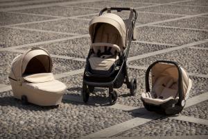 Trio Monza Baby's Clan Beige sabbia