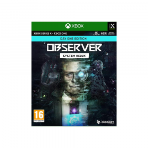 Observer: System Redux - NUOVO (DAY ONE EDITION) - XBOX SERIES X / XBOX ONE