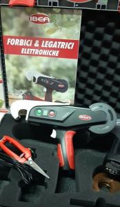 Legatrice elettronica IBEA modello Thor con 2 batterie incluse