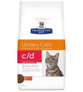 Hill's - Prescription Diet Feline - c/d Urinary Stress - 8 kg