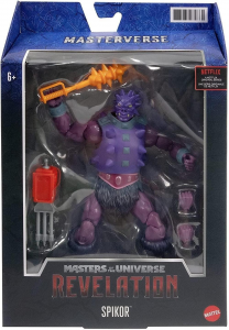 *PREORDER* Masters of the Universe: Revelation Masterverse: SPIKOR by Mattel
