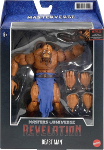 *PREORDER* Masters of the Universe: Revelation Masterverse: BEAST MAN by Mattel