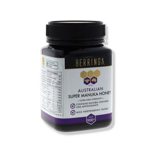 BERRINGA THE SUPER MANUKA MGO 900+ - 500GR