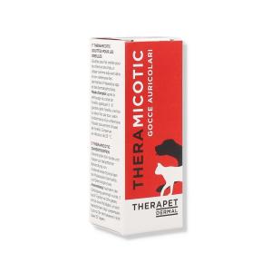 THERAMICOTIC GTT OTOLOG - 25ML