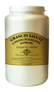 GRANI SALUTE LUNGAVITA SUPREMO 1 kg