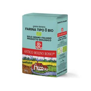 FARINA GRANO TENERO TIPO 0