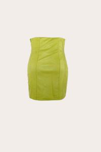 Gonna Mini Skirt Margot verde Aniye By