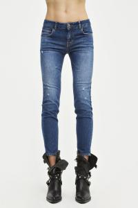 Jeans Blue Skinny Destroy Aniye By