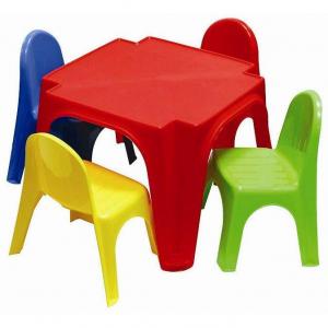 SPORT ONE - Tavolo Pic-Nic 4 sedie