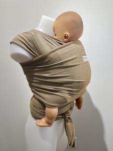 Fascia Porta bebè Sling Bamboom Sabbia