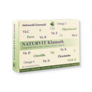 NATURVIT KLAMATH 50CPR