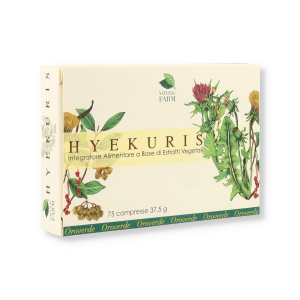 HYEKURIS 75CPR
