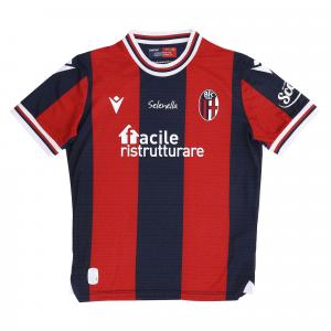 MAGLIA GARA HOME 2021/22 (Ragazzo) Bologna Fc