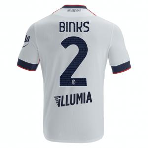 LUIS BINKS 2 (Ragazzo)