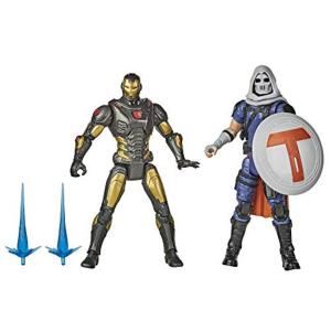 HASBRO - MERVEL AVENGERS Iron-Man vs TaskMaster