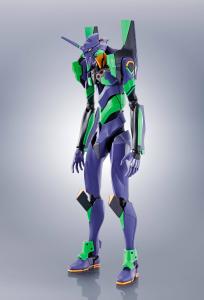 *PREORDER* Evangelion: 3.0+1.0 Thrice Upon a Time Robot Spirits: SIDE EVA EVANGELION TEST TYPE-01 by Bandai Tamashii