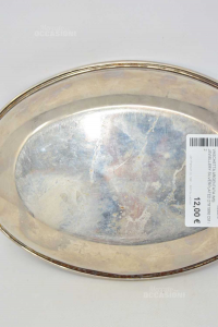 Vaschetta Argentata Img Jewellery Silverplated 27x19x6 Cm