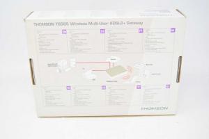 Modem Adsl Thomasn Tg585 Wireless Multi-user Adsl2+gateway