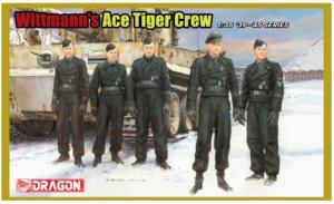 Wittmann's Ace Tiger Crew