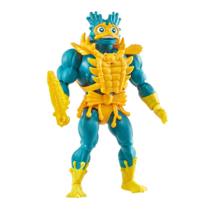 *PREORDER* Masters of the Universe ORIGINS Wave 3 EU: Lords of Power MER-MAN by Mattel 2021