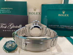 ROLEX Sea-Dweller 126600  50th  Red 43mm