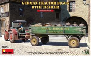 German Tractor D8506