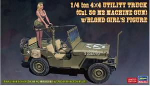 ton 4x4 Utility Truck