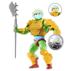 *PREORDER* Masters of the Universe ORIGINS Exclusive: ETERNIA PALACE GUARD Deluxe Pack by Mattel 2021