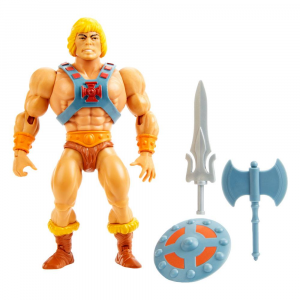 *PREORDER* Masters of the Universe ORIGINS: CLASSIC HE-MAN by Mattel 2021