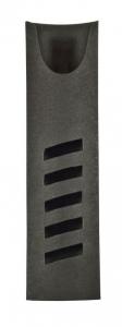 Busta in cartonicino nero per penna
