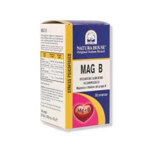 MAG B CPR MAGNESIO + VIT B - 60 CPR