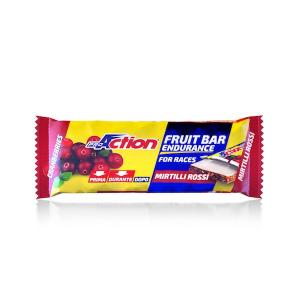 Proaction fruit bar endurance mirtilli
