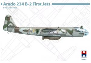 Arado 234 B-2 First Jets