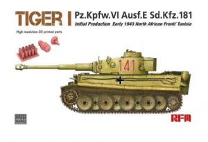 Tiger I Initial