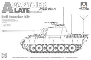 Sd.Kfz. 171 Sd.Kfz. 267 Panther A