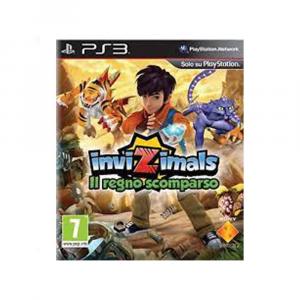 Invizimals: Il regno scomparso - usato - PS3