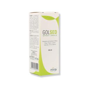 GOLSED SPRAY - 30ML