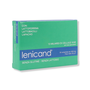LENICAND - 30CPR 1300MG