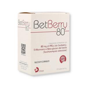 BETBERRY 80 - 10BUST