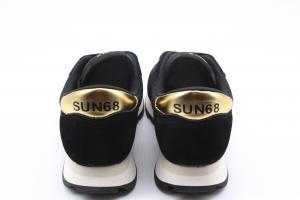 SUN68 Donna Sneaker nero