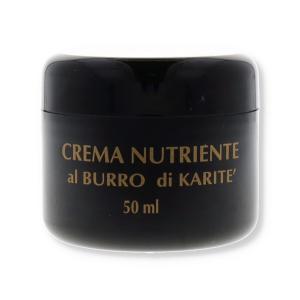 CREMA NUTRIENTE BURRO KARITE' - 50ML