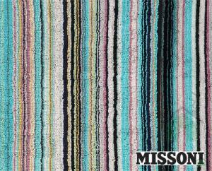 Missoni Home 5-teiliges Set 1 Badetuch + 2 Handtücher + 2 Gästetücher JAZZ 170