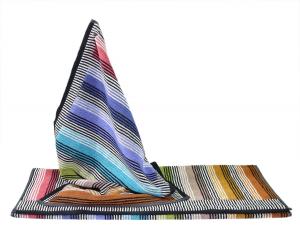 Missoni Home Ross 2015 Badetuch 100x150 cm mehrfarbige Linien